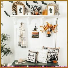 Delighted Halloween 7 days!! Halloween may perhaps be a minimal unique this year but it does not have to search distinct! We adore this festive entryway screen, featuring our Ornamental Wood Pumpkins, Geometric Wooden Beaded Garland and (coming before long) Zuri Toss Blanket! 🎃 👻 📸 and styled by: Tap the tagged merchandise to shop […]   #CreativeHalloweenDecorations, #DyiHalloweenDecorations, #HalloweenHomeIdeas, #HomemadHalloweenDecorations, #SpookieHa Halloween Week, Halloween House, Cute Halloween, Halloween Ideas, Halloween Decorations To Make, Halloween Home Decor, Pantry Storage Containers, Wood Pumpkins, Beaded Garland