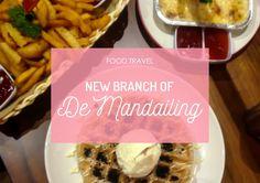 Look what I had at this new branch of de Mandailing! :D #FoodTravel #Foodie #Food #FoodBlogger #KulinerSurabaya #Culinary