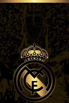 Real Madrid Glowing Logo