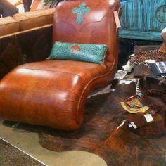 Cowhide western furniture company