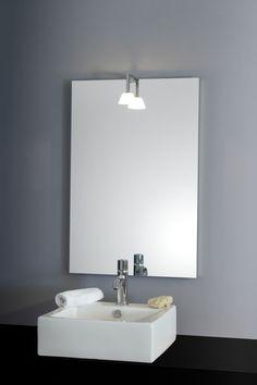 LED #Spiegelleuchte Calma für #Badspiegel | Spiegelleuchten ...
