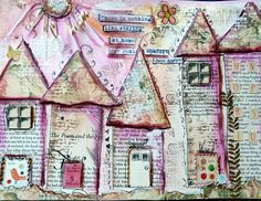 More houses and lessons learned by cathy.bluteau, via Flickr