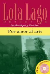 Lola Lago: Por amor al arte (A2) - 46 pg, 8€