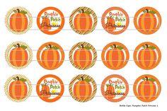 15 Pumpkin Patch Princess 1 Digital Download for 1 by MaddieZee, $1.25