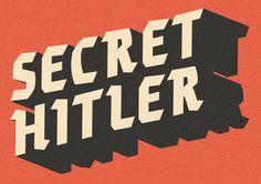 Max Temkin is raising funds for Secret Hitler on Kickstarter! A social deduction game for players about finding and stopping the Secret Hitler. Games To Buy, More Games, Hidden Identity, Fun Board Games, Game Boards, New Board, Three Friends, News Games, Best Part Of Me
