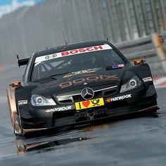 DTM - Mercedes Benz