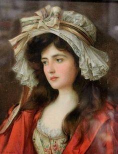 Peinture de Albert Lynch (1851-1912)