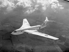 "Handley Page Victor ""V-Bomber"""