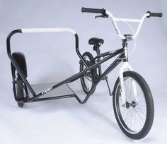 These were a blast to ride! I had one in 1983 Bmx Bikes, Cycling Bikes, Bicycle Sidecar, Bmx Cruiser, Motocross Racing, Cargo Bike, Bike Reviews, Mode Of Transport, Mountain Biking