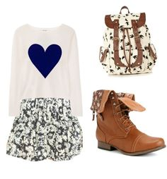 Cute Outfit I made on Polyvore