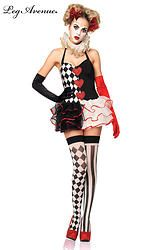 COSTUME 2 PC PERSONNAGE ARLEQUIN  http://www.prod4you.com/#!costumes-deguisements-sexy/c1juw