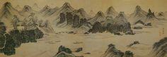 우화등선 (연강임술첩 중)[ 羽化登船 (漣江壬戌帖 中) ]