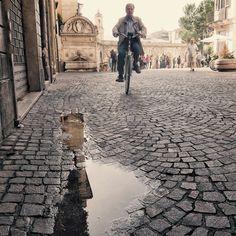 Biking in #Sulmona #Abruzzo #Italy