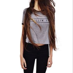 Killin It Letter Print Fashion Women Summer Top Letter Print Casual T shirt 2017 Sexy Slim Funny Top Tee  Short Sleeve Shirts #Affiliate