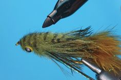 There are few things as fun as throwing a big streamer from a moving boat. Fly Tying The Gonga
