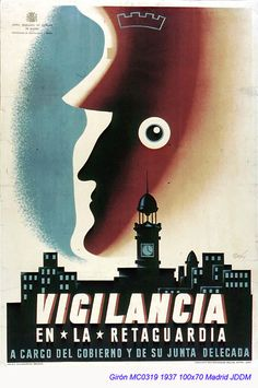 Memoria republicana - Carteles - Girón Spanish War, Propaganda Art, Party Poster, Vintage Posters, Banner, Politics, Graphic Design, History, 1930s