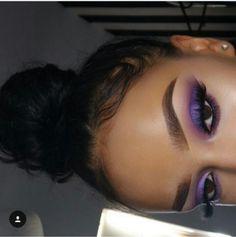 Gorgeous Makeup: Tips and Tricks With Eye Makeup and Eyeshadow – Makeup Design Ideas Flawless Makeup, Skin Makeup, Eyeshadow Makeup, Eyeshadows, Eyeshadow Styles, Makeup Eraser, Eyebrow Makeup, Cute Makeup, Gorgeous Makeup