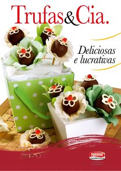 receitas-trufas-e-trufados by MaisVitamina via Slideshare