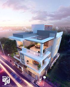 39 Ideas For House Exterior Bungalow Architecture 3 Storey House Design, Bungalow House Design, House Front Design, Modern Exterior House Designs, Modern House Facades, Dream House Exterior, Modern Bungalow Exterior, House Plans Mansion, House Design Pictures