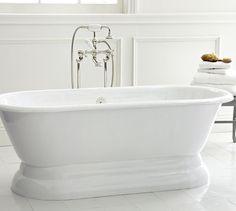 Pedistal Bath Tub | Pin By Hélène Morel On Appartement | Pinterest