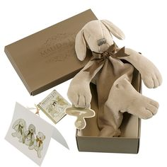 Maud n Lil Luxury Organic Cotton Comforter Paws The Puppy