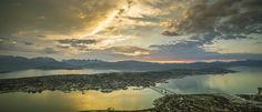 Tromsø Ca. - (Norway) by Zoltan Tot on Norway, 30th, Mountains, Nature, Travel, Naturaleza, Viajes, Destinations, Traveling