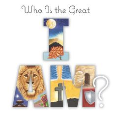 God's Character: We cannot understand God—the Great I AM—without understanding Christ. Jesus reveals the kind of God we have. Yet the Holy One invites us to seek and find him—which involves listening, and following the nudges that make us more like him.