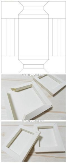 todays manual tutorials to give us is an article making three dimensional frame with folded