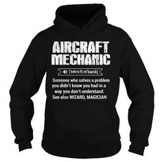 Aircraft Mechanic Of course