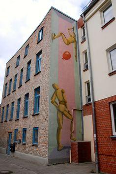 Wall - Rostock 2014