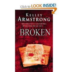Kelley Armstrong - Broken
