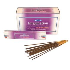 Imagination Incense Sticks - part of the Satya Philosophy Range - from £1.55    #incense #satya