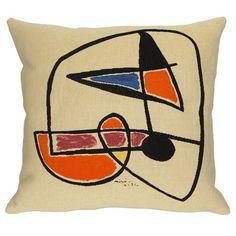 Tete D'Homme III (1931) Cushion Cover - 45 x 45cm - Miro Foundation