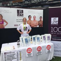 Come down to FSB stadium to see us for some huge 50% discounts and free samples!!! 🌟🤗🤗 Whey Protein Powder, Tone It Up, Plant Based Diet, Free Samples, Nutrition, Excercise, Plant Based Meals