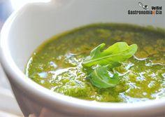 Salsas y vinagretas para ensaladas