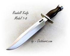 """Randall Knife Model 1-8 """"APFK"""""""