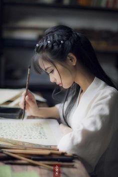 Make Plans that Benefit All - Portraitfotografie Asian Style, Chinese Style, Guerrero Ninja, China Girl, Chinese Culture, Hanfu, Beautiful Asian Women, Japanese Girl, Asian Art