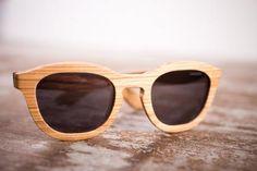 Bamboo Grain Wooden Sunglasses   Hatchet Eyewear   Bourbon & Boots