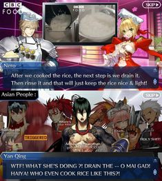 Haha Funny, Funny Memes, Hilarious, Video Game Memes, Video Games, Fate Servants, Fate Anime Series, Fate Zero, Type Moon