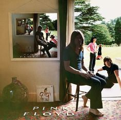 Hipgnosis' mind-bending album art – in pictures; Pink Floyd's Ummagumma, 1969; Hipgnosis Portraits by Aubrey Powell is published by Thames & Hudson