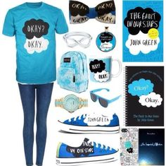 The Fault in Our Stars outfit ⭐️