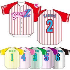 """""""TEAM☆MCZのベースボールシャツ"""" https://sumally.com/p/400166"""