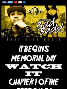 BAD BADD MEMORIAL DAY RELEASE