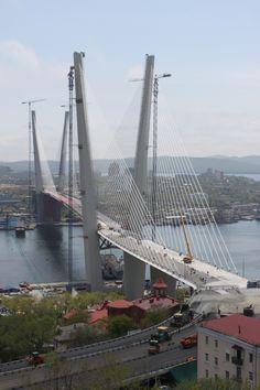 """Golden Gate"" Vladivostok (Russia)"