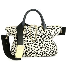 Spot On - Love this bag for fall!
