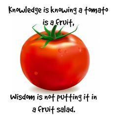 In resale, you need both knowledge and wisdom! http://traxia.com/simpleconsign