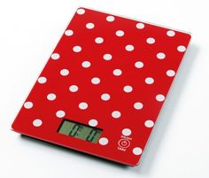 Terraillon Belle Electronic Kitchen Scales