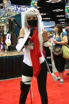 female anbu cosplay - Google Search
