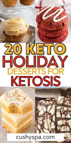 Ketogenic Desserts, Keto Snacks, Ketogenic Diet, Keto Sweet Snacks, Keto Holiday, Holiday Desserts, Holiday Treats, Low Carb Sweets, Low Carb Desserts