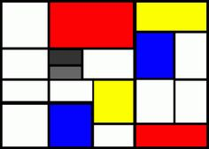 Piet Mondrian Werke contemporary paintings bryce hudson geometric abstract paintings louisville kentucky